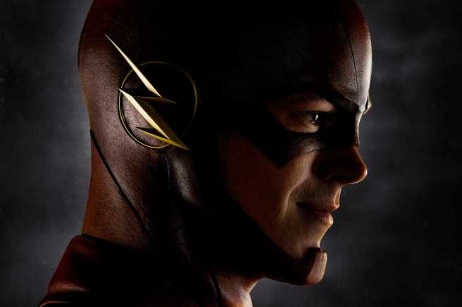 The Flash Teaser Look 0001