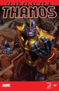 Thanos Annual 001