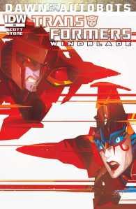 Transformers - Windblade 004
