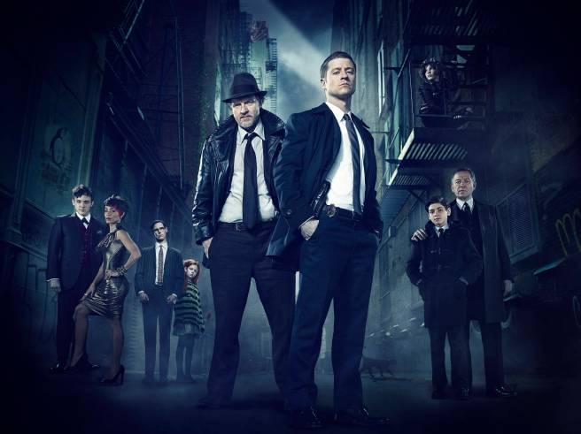 Gotham Cast 0001