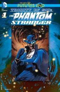The Phantom Stranger - Future's End 001