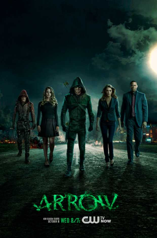 Arrow Season 3 Poster 0001