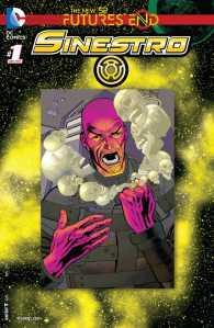 Sinestro - Future's End
