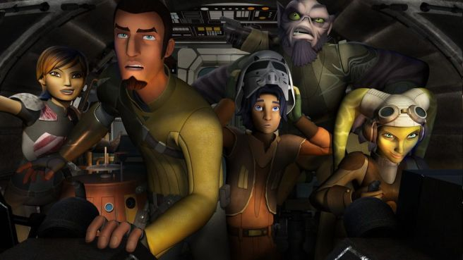 Star Wars - Rebels Cast 00001