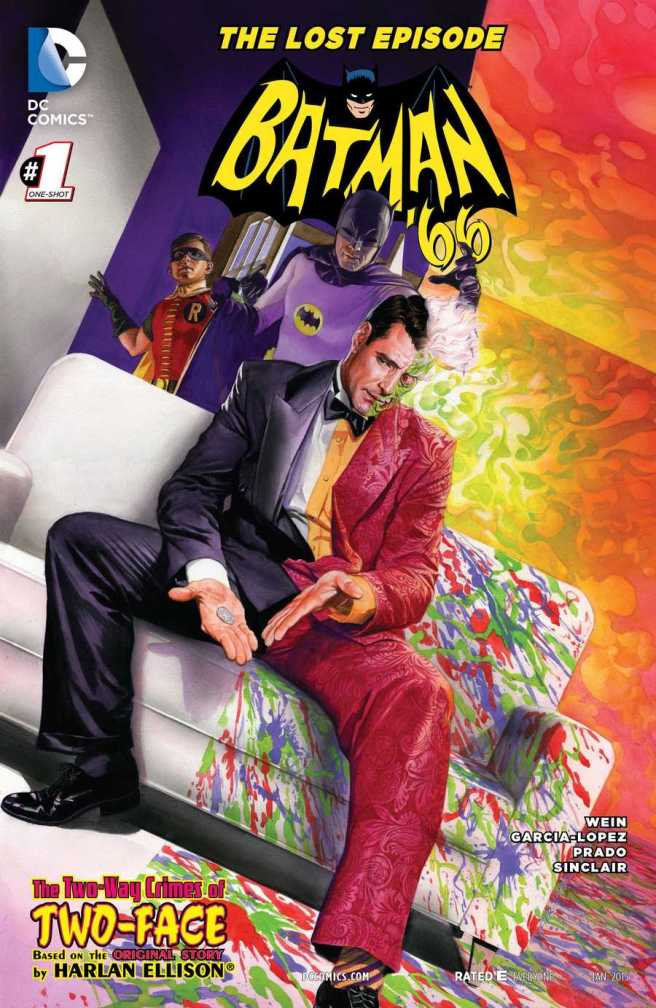 Batman '66 - The Lost Episode 001