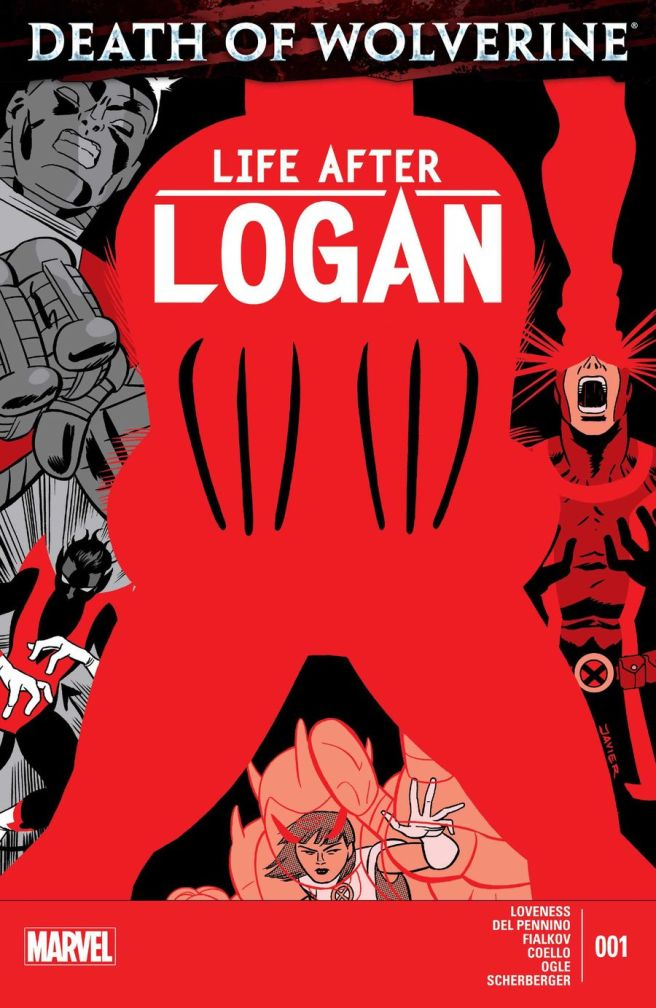 Death of Wolverine - Life After Logan 001