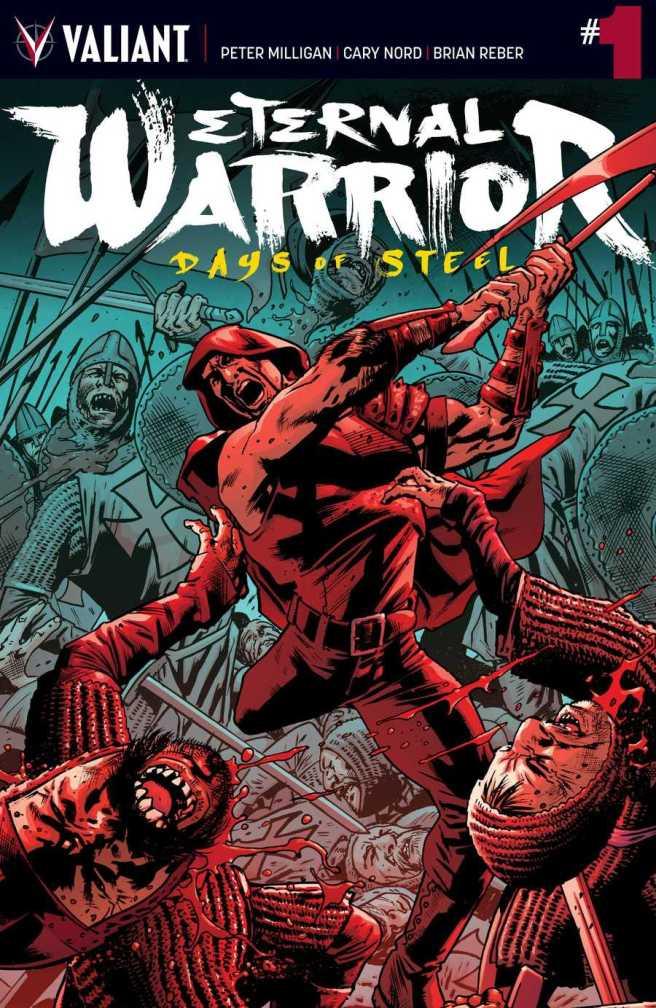 Eternal Warrior- Days of Steel 001