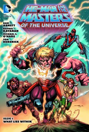 He-Man and the Masters of the Universe Vol.4