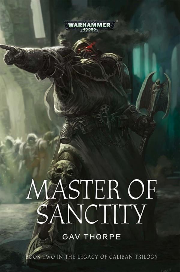 Legacy of Caliban - 02 - Master of Sanctity