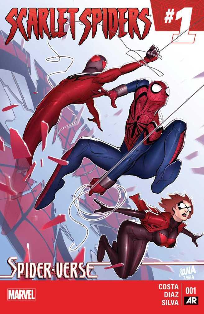 Scarlet Spiders 001