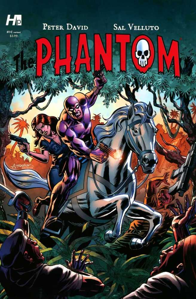 The Phantom 001