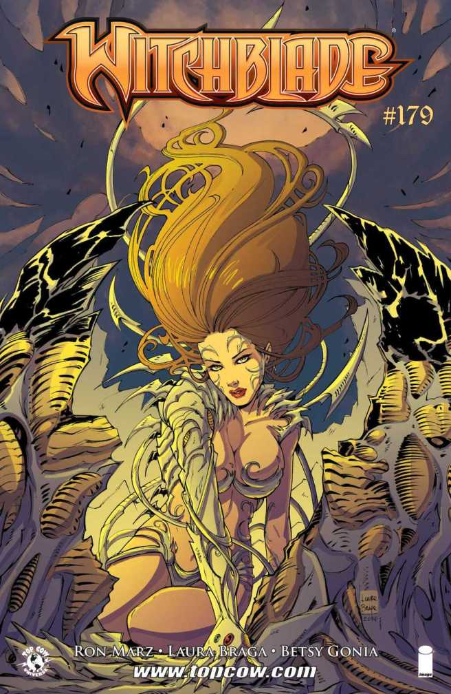 Witchblade 179