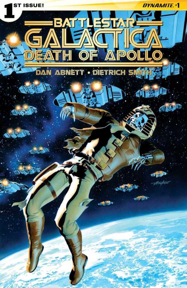 Battlestar Galactica - Death of Apollo 001