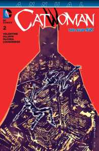 Catwoman Annual 002