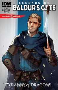 Dungeons & Dragons - Legends of Baldur's Gate 003