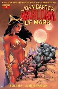 John Carter - Warlord of Mars 002