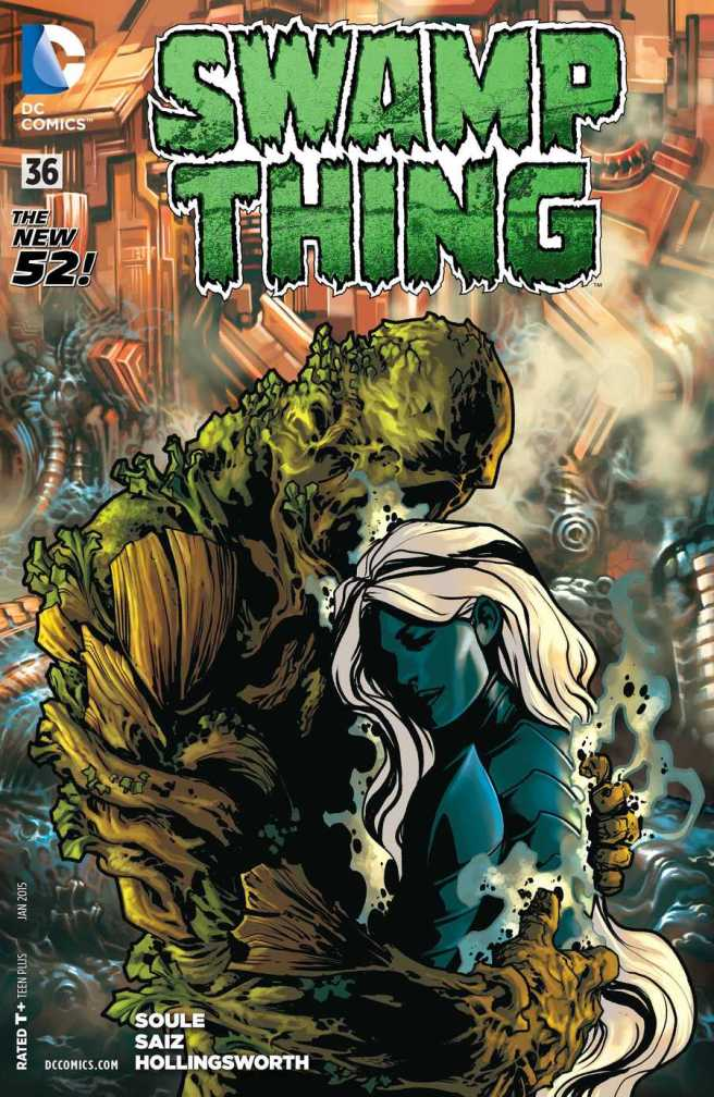 Swamp Thing 036