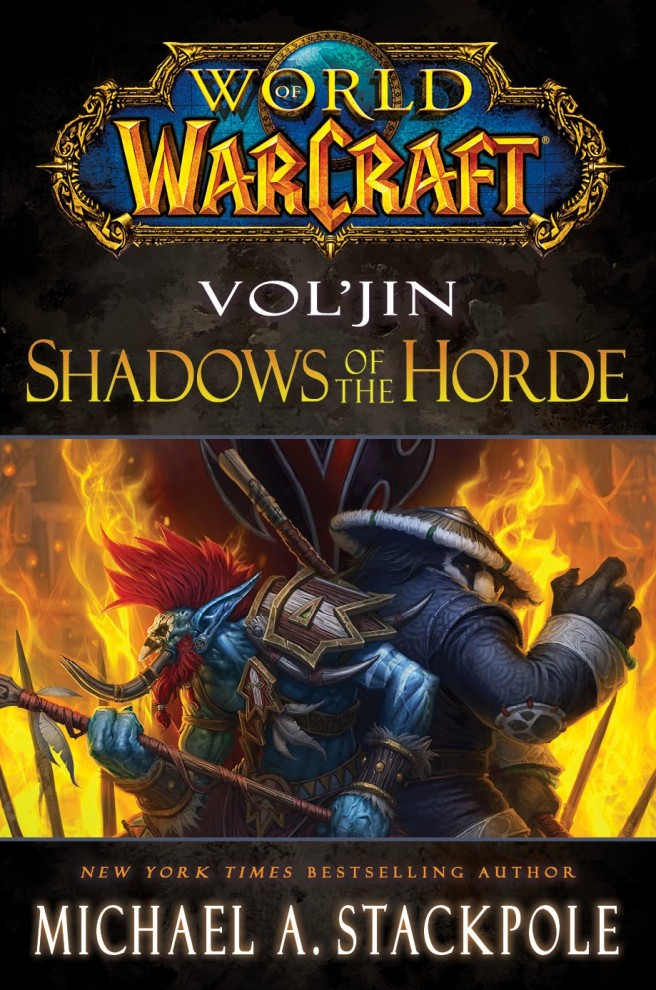 Warcraft - Vol'jin - Shadows of the Hordel