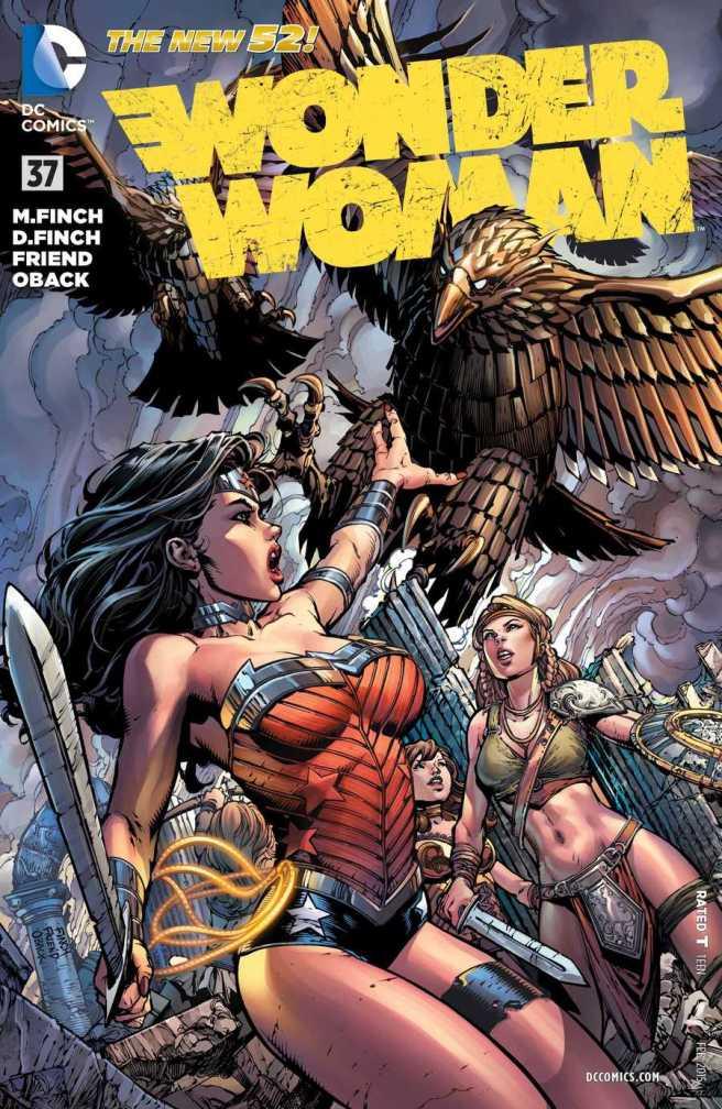 Wonder Woman 037