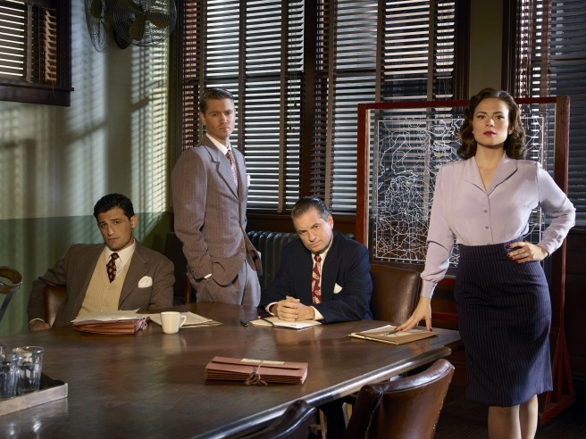 Agent Carter Season 1 Cast 0001