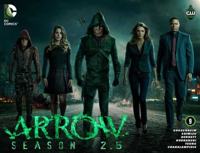 Arrow - Season 2.5 009