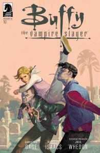 Buffy the Vampire Slayer Season 10 010