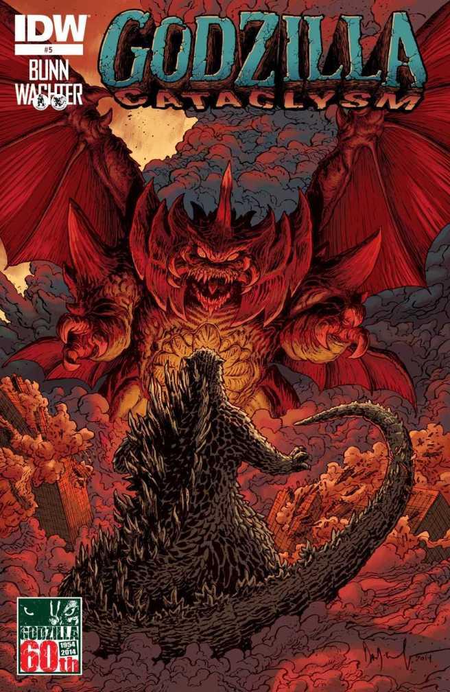 Godzilla - Cataclysm 005