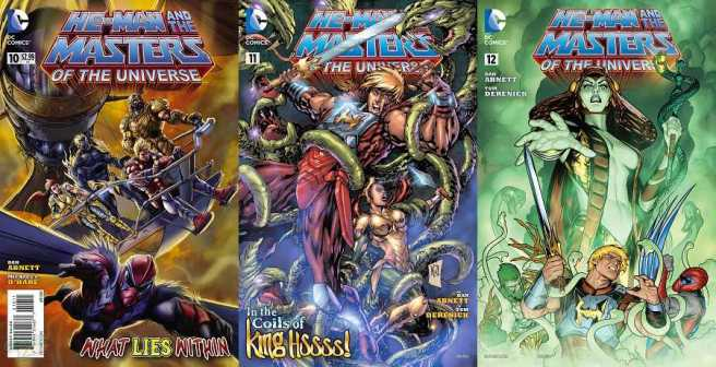 He-Man and the Masters of the Universe Vol.2 0002