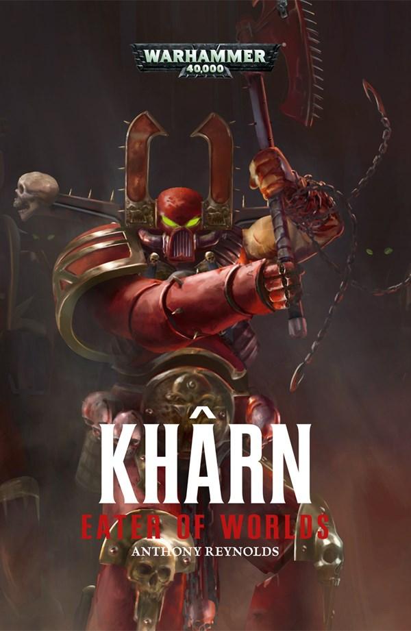 Kharn - Eater of Worlds