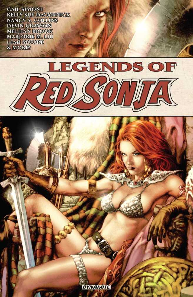 Legends of Red Sonja Volume 1