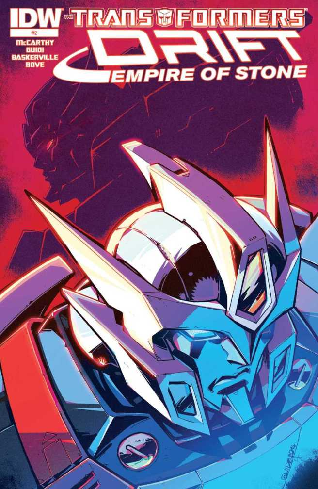 Transformers - Drift - Empire of Stone 002