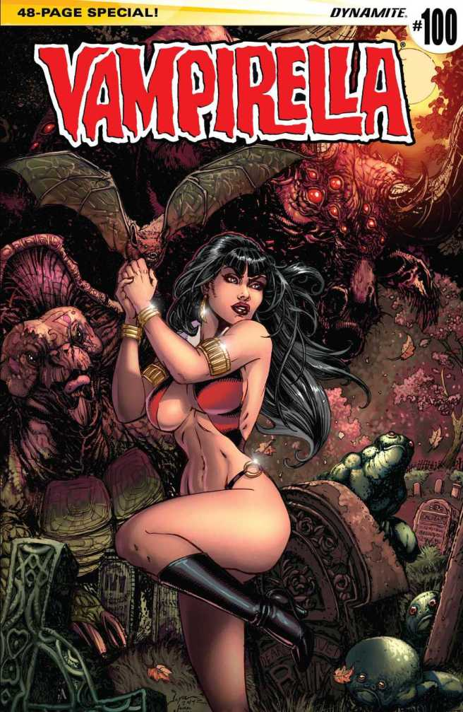 Vampirella 100