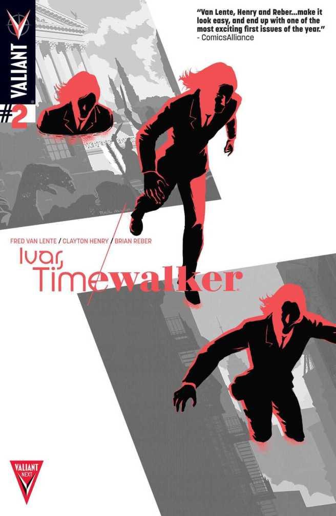 Ivar, Timewalker 002