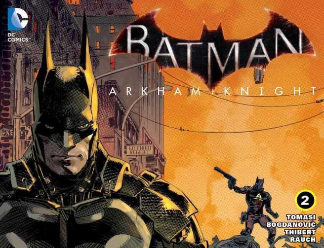 Batman - Arkham Knight 002