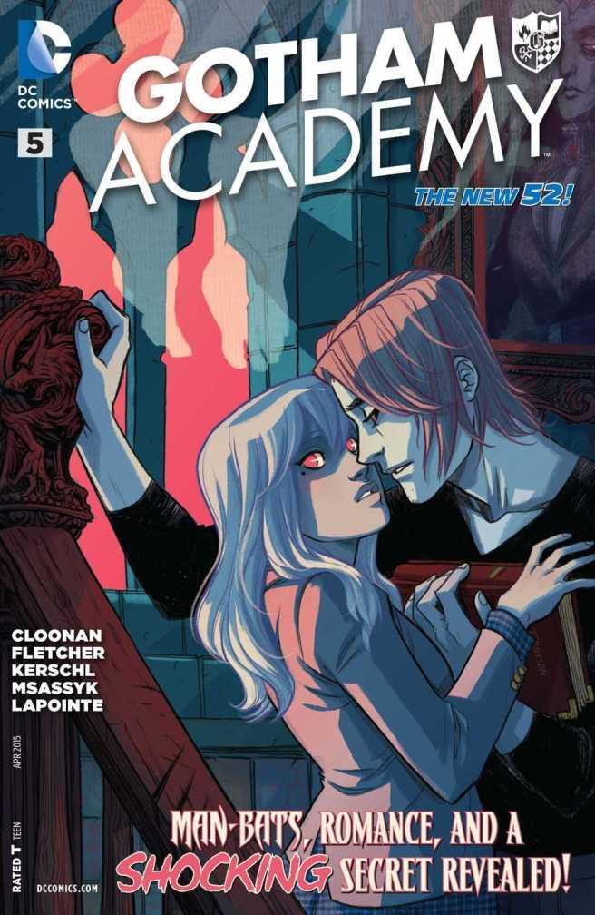 Gotham Academy 005