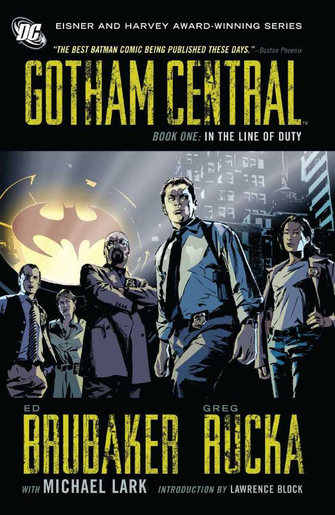 Gotham Central- Book 1