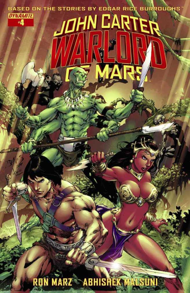 John Carter - Warlord of Mars 004
