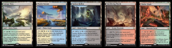BFZ Minimum Lands