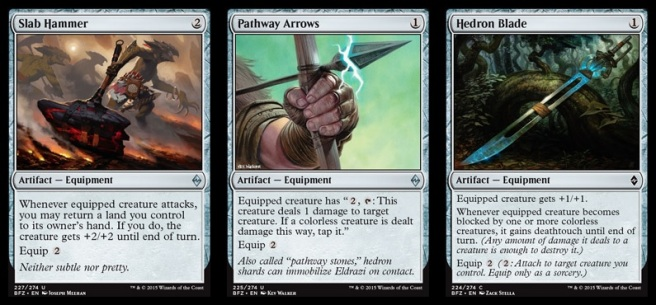 BFZ Artifacts