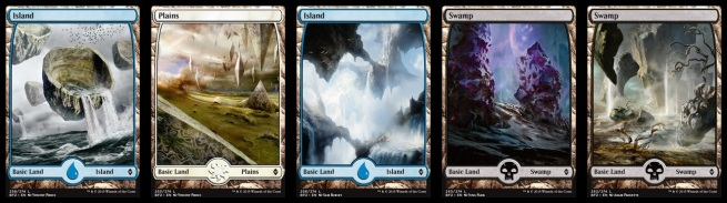 BFZ Full-Art Lands 2