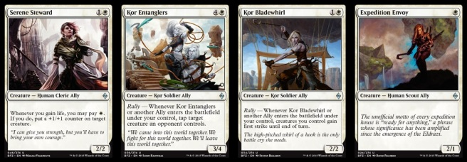 BFZ White Allies