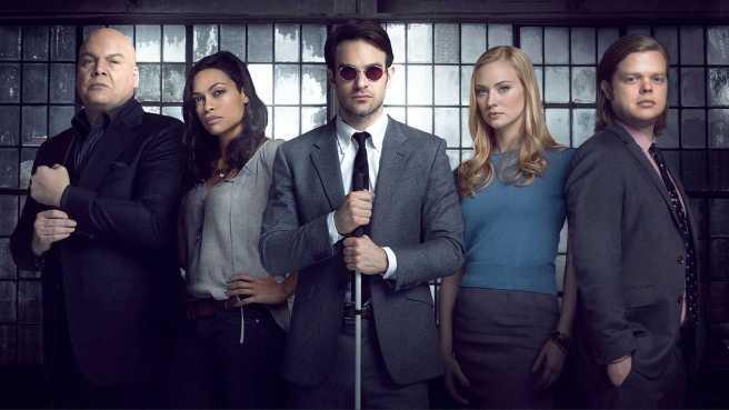 Daredevil Cast Poster 0002