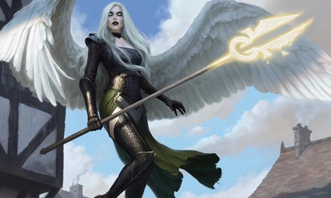 Archangel Avacyn Wallpaper